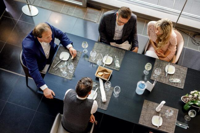 Restaurant e-VITRUM
