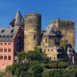 Burg Schönburg Oberwesel