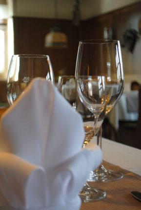 Landgasthof Niebler Restaurant – Hotel – Gartenterrasse – Catering