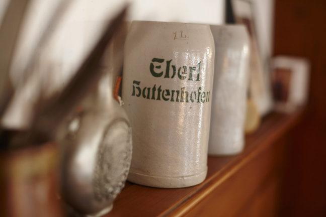 Eberl Hattenhofen Hotel Gasthof Metzgerei