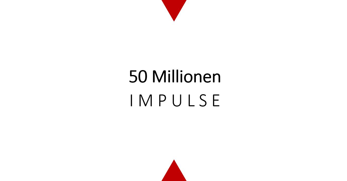 Mit eMobilitaet Deutschland neu entdecken 50 Millionen Impulse