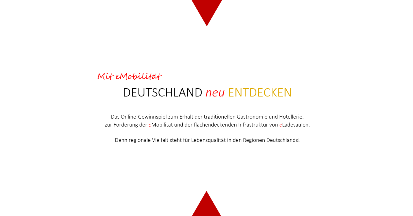 Mit eMobilitaet Deutschland neu entdecken