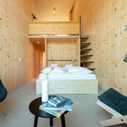 Schlafzimmer Maisonettsuite