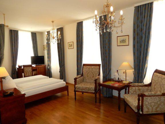 Historisches Hotel Garni**** Rathausglöckel