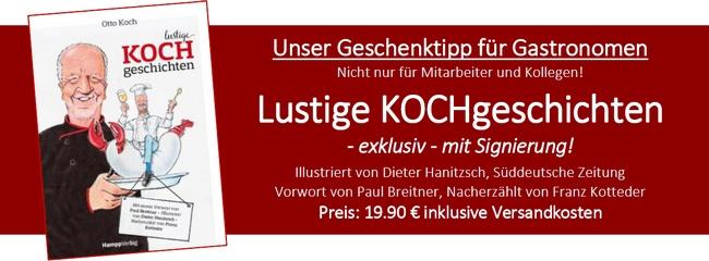 KOCHgeschichten von Otto Koch
